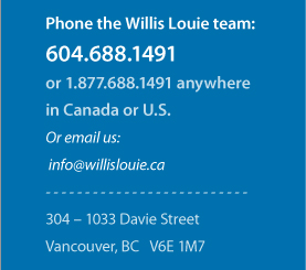 Email Willis Louie